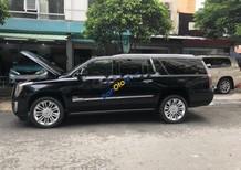 Cần bán Cadillac Escalade ESV Platinium năm 2015, màu đen, xe nhập