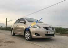 Bán ô tô Toyota Vios E năm 2011, màu vàng