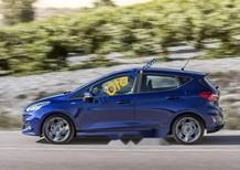 Bán Ford Fiesta Ecoboost 1.0L năm 2018, giá tốt