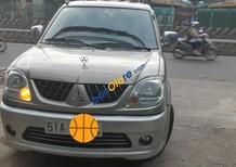 Bán xe Mitsubishi Jolie năm sản xuất 2004, màu vàng xe gia đình