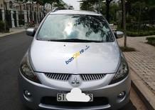 Cần bán lại xe Mitsubishi Grandis năm sản xuất 2005, màu bạc, nhập khẩu nguyên chiếc