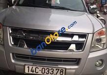 Bán ô tô Isuzu Dmax MT sản xuất năm 2011, màu bạc