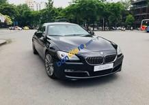 Bán ô tô BMW 6 Series 640i sản xuất 2014, màu đen