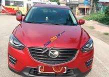 Cần bán lại xe Mazda CX 5 2.5 AT 2WD sản xuất năm 2017, màu đỏ, 880tr
