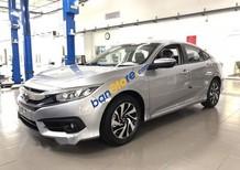 Bán ô tô Honda Civic 1.8E năm sản xuất 2018, màu bạc, Nhập khẩu Thái