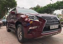 Cần bán xe Lexus GX 460 năm sản xuất 2015, màu đỏ, xe nhập