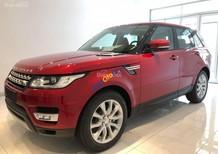 Cần bán LandRover Range Rover năm sản xuất 2017, màu đỏ, nhập khẩu