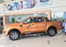 Bán Ford Ranger Wildtrak 2.0 biturbo năm 2018, nhập khẩu, 918 triệu