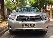 Cần bán lại xe Toyota Highlander Limited năm 2007, màu bạc, nhập khẩu nguyên chiếc chính chủ, giá tốt