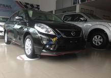 Bán Nissan Sunny XV Premium năm 2018, màu đen