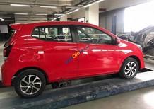 Bán ô tô Toyota Wigo 1.2G 2018, màu đỏ, nhập khẩu