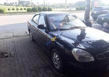 Bán ô tô Daewoo Nubira II 1.6 sản xuất năm 2002, màu đen, 79 triệu