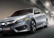 Bán Honda Civic E năm 2018, màu bạc, xe nhập, giá chỉ 763 triệu