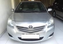 Cần bán Toyota Vios 1.5 E sản xuất năm 2011, màu bạc chính chủ, 310tr