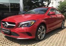 Bán ô tô Mercedes CLA200 sản xuất 2017, màu đỏ, xe nhập