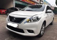 Cần bán gấp Nissan Sunny XV năm sản xuất 2013, màu trắng