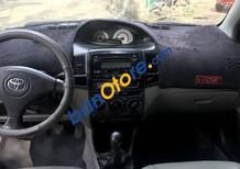 Cần bán xe Toyota Vios sản xuất 2005, màu đen, giá 168tr