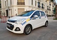 Cần bán lại xe Hyundai Grand i10 năm 2016, màu trắng, nhập khẩu, giá tốt