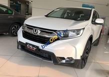Bán Honda CR V E sản xuất 2018, màu trắng, nhập khẩu