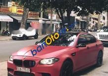 Cần bán xe BMW 5 Series năm 2014, màu đỏ, nhập khẩu nguyên chiếc