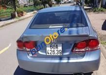 Bán Honda Civic sản xuất năm 2007, màu bạc, giá chỉ 330 triệu