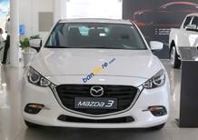 Bán Mazda 3 năm sản xuất 2018, màu trắng