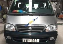 Cần bán Toyota Hiace sản xuất năm 2000, màu bạc, nhập khẩu