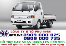 Bán xe tải JAC X990 tiêu chuẩn khí thải Euro IV (máy xăng)