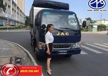 Xe tải 2t4 thùng dài 3m7 động cơ công nghệ Isuzu