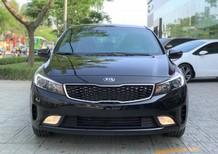 Bán ô tô Kia Cerato 1.6AT năm sản xuất 2018, màu đen
