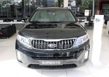 Cần bán xe Kia Sorento GATH sản xuất năm 2018, màu đen, giá tốt