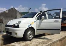 Bán xe Daewoo Matiz SE 0.8 MT đời 2007, màu trắng