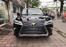 Bán xe Lexus LX 570 đời 2017, màu đen, xe nhập Trung Đông, giá tốt - LH: 0948.256.912