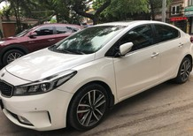 Cần bán xe Kia Cerato G năm 2016, màu trắng số tự động, giá chỉ 585 triệu