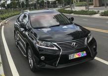 Bán xe RX 350 sx 2014 màu đen, full option