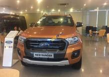 Ford Hải Dương, đại lý 2S bán xe Ford Ranger 2.0 Biturbo, Ranger XLS 2018 giá chỉ từ 630tr. KM gói PK chính hãng