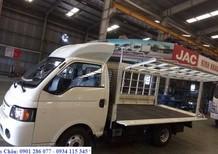 Xe tải Jac X-150 -1.5 tấn thùng lửng/bạt/kín +công nghệ Isuzu+giá sốc+trả góp/+thủ tục đơn giản
