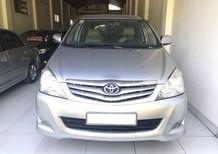 Cần bán xe Toyota Innova G 2009, màu bạc, giá chỉ 450 triệu