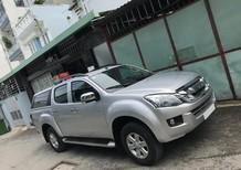 Cần bán xe Isuzu Dmax 2016 dầu 2.5MT màu bạc