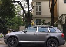 Cần bán gấp Porsche Cayenne năm 2007 màu xám (ghi), giá tốt