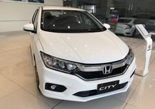 Bán xe Honda City đời 2018, hỗ trợ trả góp 90%, có xe sẵn giao sớm