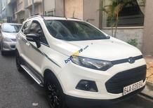 Bán Ford EcoSport năm 2017, màu trắng, nhập khẩu nguyên chiếc số tự động, 639tr