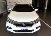 Bán ô tô Honda City Cao Cấp 2018, màu trắng, giá 599tr