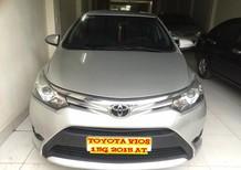 Bán xe Toyota Vios G 2015, màu bạc, giá chỉ 515 triệu
