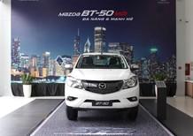 Bán ô tô Mazda BT 50 MT đời 2018, màu đỏ, nhập khẩu nguyên chiếc