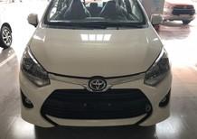 Bán Toyota Wigo 1.2AT 2018, màu trắng, xe nhập