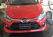 Bán Toyota Wigo 1.2AT 2019, nhập khẩu chính hãng Toyota An Thành Fukushima