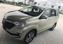 Bán xe Toyota Avanza 1.5G AT 2018, màu vàng, nhập khẩu chính hãng
