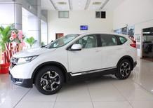 Bán Honda CR V E năm sản xuất 2018, màu trắng, nhập khẩu nguyên chiếc giá cạnh tranh