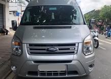 Bán Ford Transit 2016 dầu, xe số sàn ít đi, gia đình chính chủ